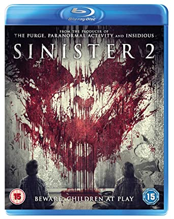 Sinister 2 2015 BRRip 480p 300MB Dual Audio ( Hindi – English ) MKV