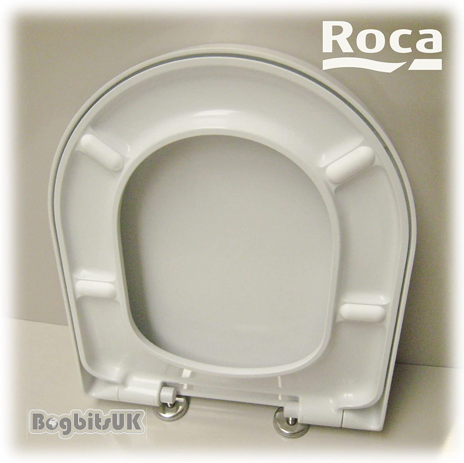 Amazing Roca New Style Nexo Replacement Wc Toilet Seat With Soft Closing Hinges 80164B004 Frankydiablos Diy Chair Ideas Frankydiabloscom