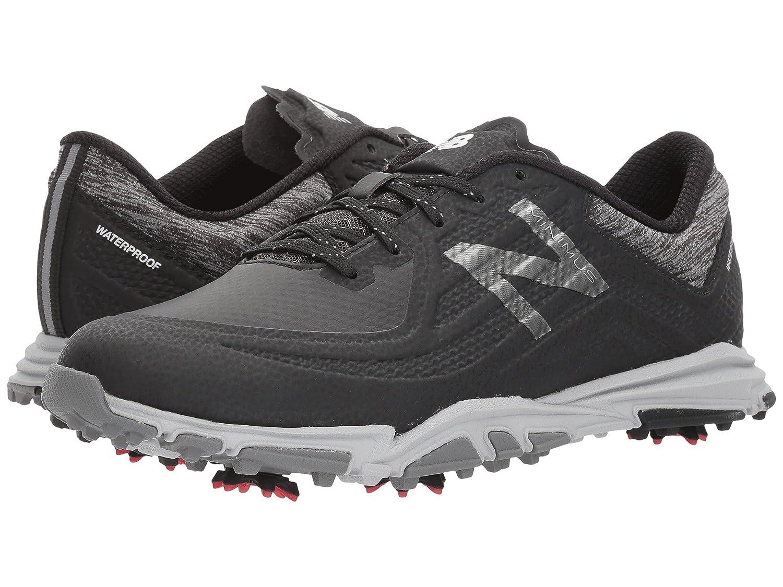 [ニューバランス] メンズゴルフシューズ靴 NBG1007 Minimus Tour [並行輸入品] 29.5 cm D ブラック B07L6WHWK8