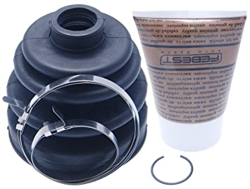 FEBEST 1617P-203 Outer CV Joint Boot Kit