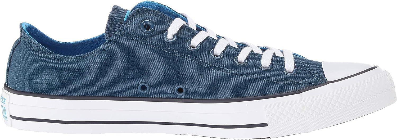 Converse Chuck Taylor Herren Sneakers Azul Tintado Heroe Azul Abeto Blau