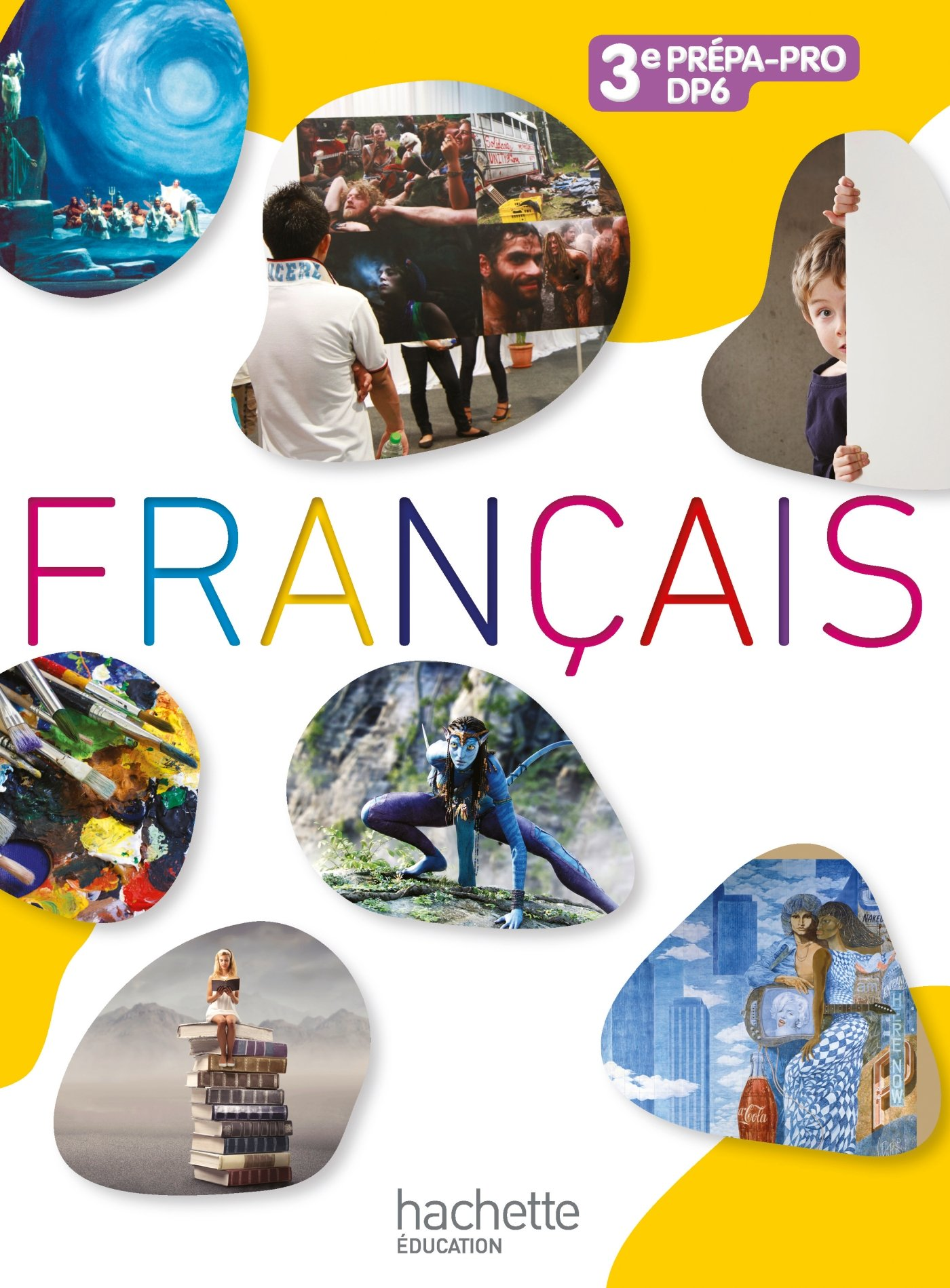 Francais 3e Prepa Pro Dp6 Livre Eleve Ed 2012 Amazon