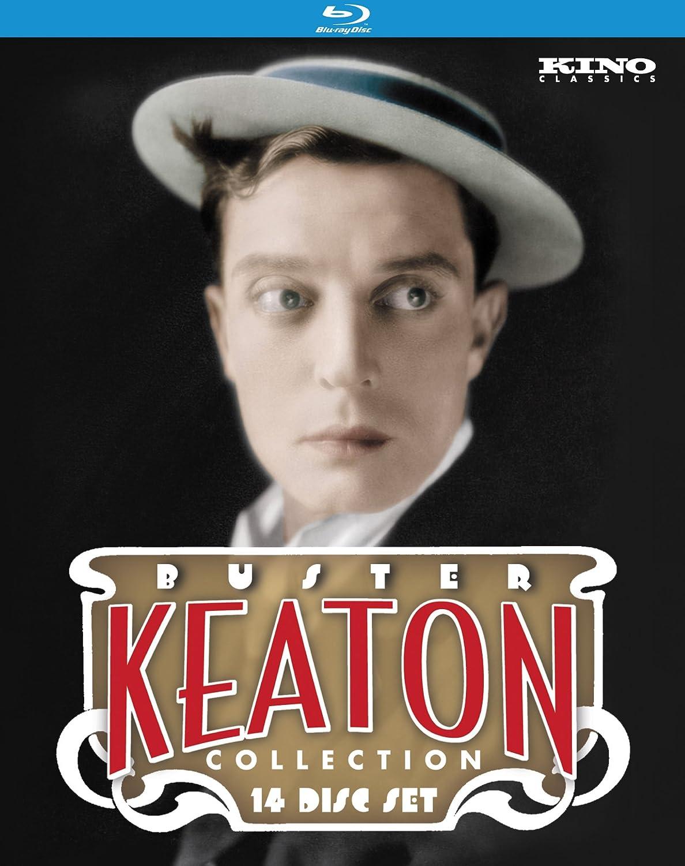 buster keaton dvd