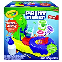 Paint maker de Crayola