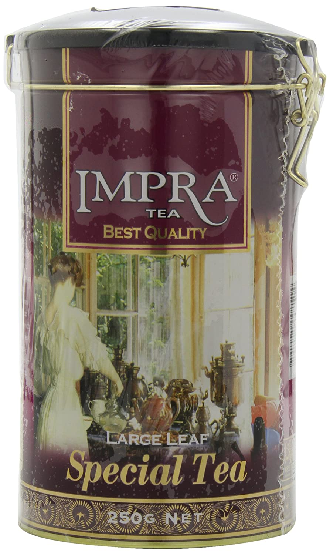 B003ZUQ8XK Impra Special (Big Leaf), 250-Gram Cans (Pack of 3) 810tj2BhRX7L