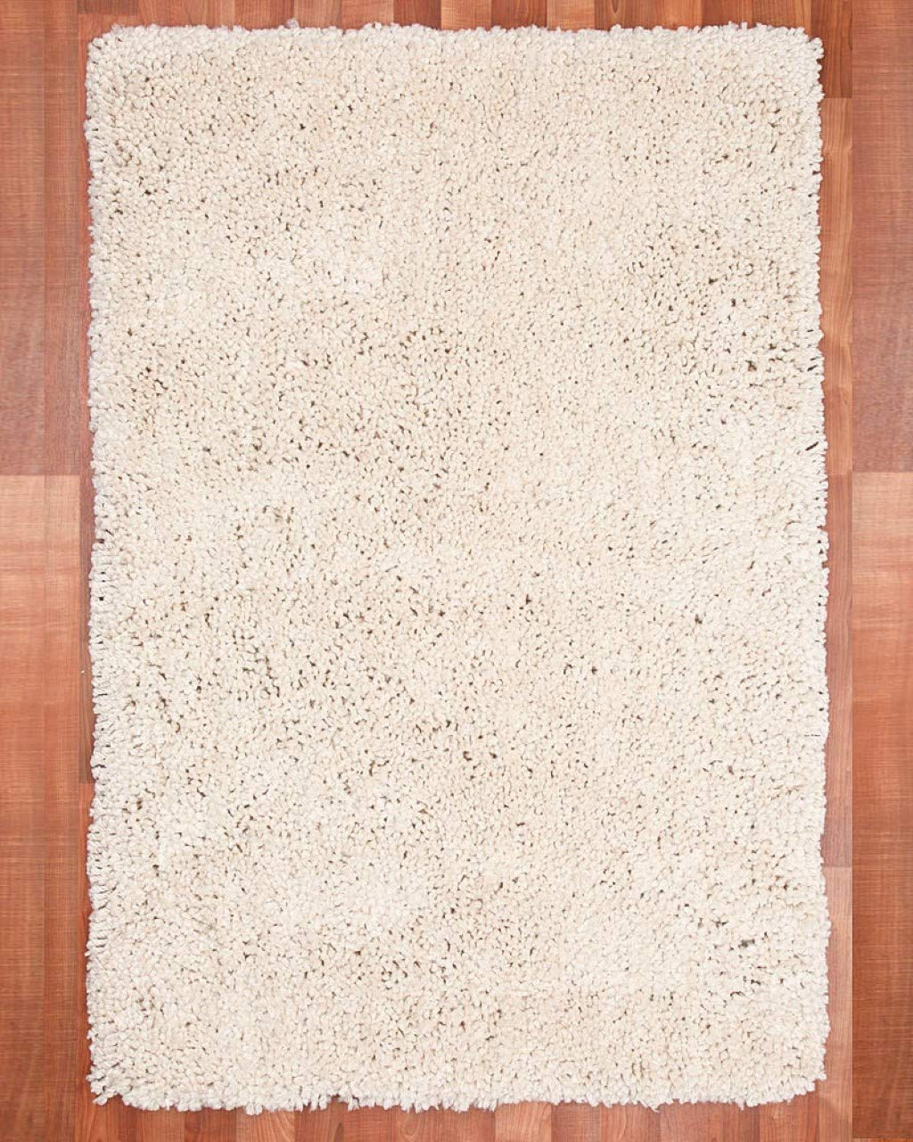 title Natural Area Rugs Hand-Crafted Camilla Polyester Rug 4 x 6 Beige