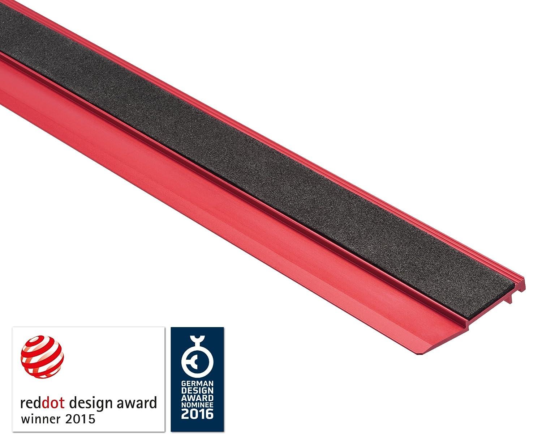 60 cm rot transotype 17506006 Rutschfestes Design Schneidelineal
