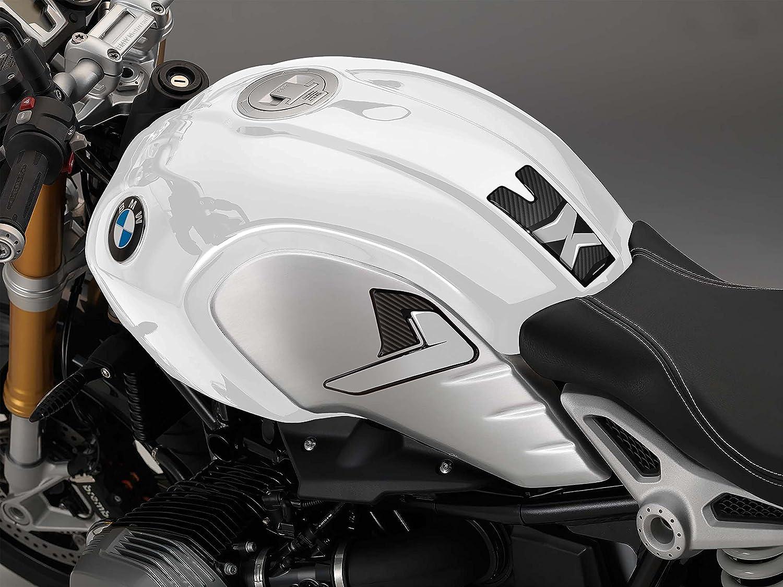 Uniracing 46028 Protector de dep/ósito tankpad BMW R Nine T Transparente