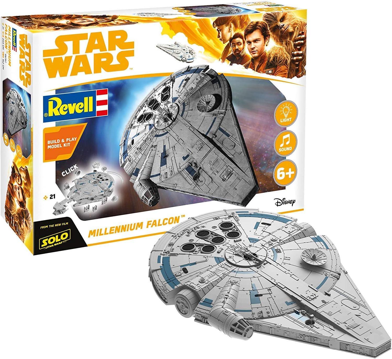 Revell 06767 Build /& Play Millennium Falcon