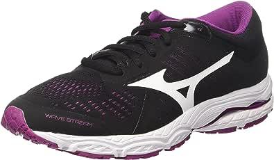 Mizuno Wave Stream Wos, Zapatillas de Running Mujer: Amazon.es: Zapatos y complementos