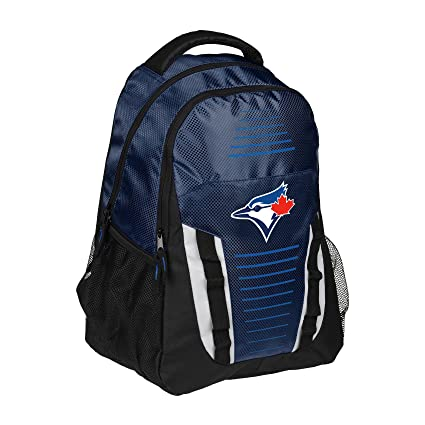 5f3ab3e7911 Toronto Blue Jays Stripe Franchise Backpack