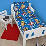 Paw Patrol 'Rescue' Junior Bed Bundle Set, 4 in 1