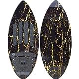 South Bay Board Co. - Wakesurf Boards - 52' Long - Rambler Premium Performance Wake Surfboard - 3-Fin Thruster Setup…