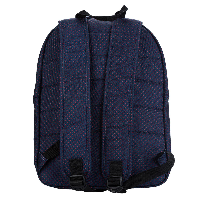 Timberland Crofton 22L impresión Casual mochila ligera con bolsillos - Iris negro Imprimir: Amazon.es: Zapatos y complementos