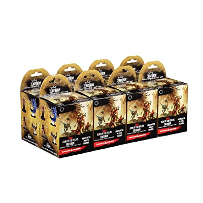 WizKids D&D Icons of The Realms: Eberron: Rising from The Last War 8ct Brick: Toys & Games