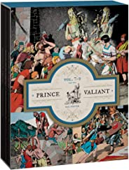 Prince Valiant Vols. 7-9: Gift Box Set (Vol. 7-9) (Prince Valiant)