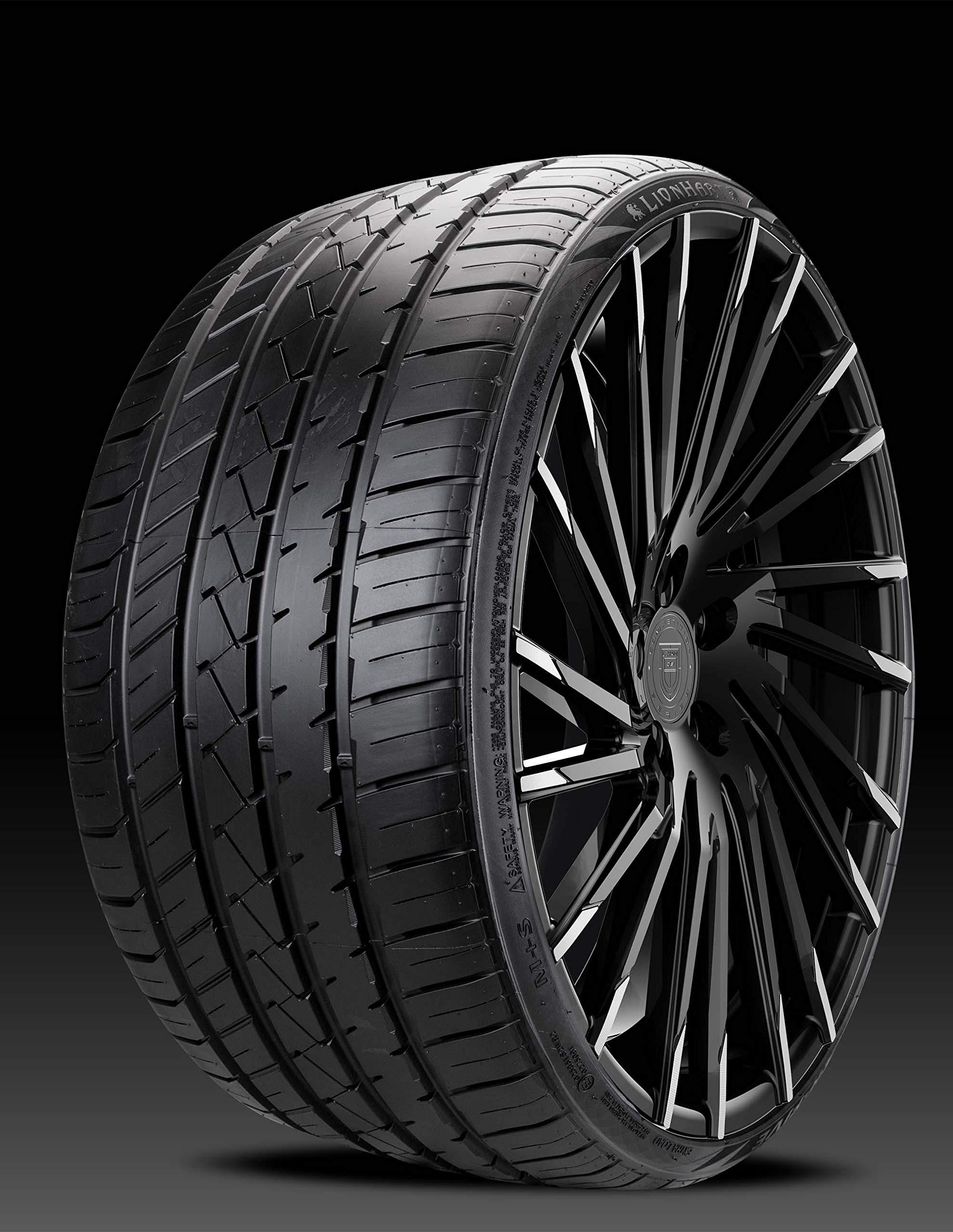 Lionhart LH-Five all_ Season Radial Tire-235/30R22 90W