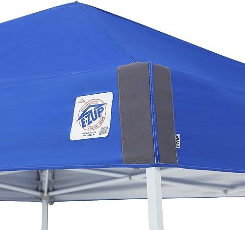 E-Z UP Vista Instant Shelter Canopy, 12 by 12 , Royal Blue