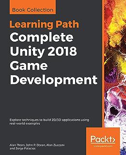 Amazon com: Unity 2018 Cookbook: Over 160 recipes to take