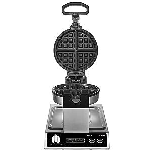 CHEF-BUILT Rotating Classic Waffle Maker CWM-300, 18069