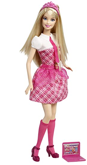 Amazon.es: Barbie Princesa Charm School Niña Princesa Blair Muñeca: Juguetes y juegos