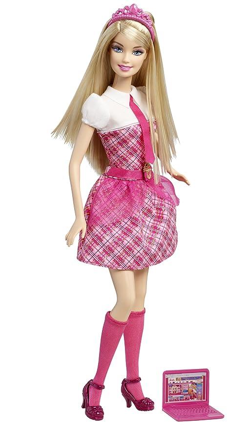 Barbie Princess Charm School: School Girl Princess Blair Doll