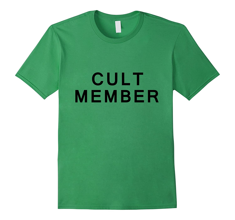Cult Member T-shirt Recruitment Fun-BN