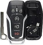 KeylessOption Keyless Entry Remote Smart Key Fob