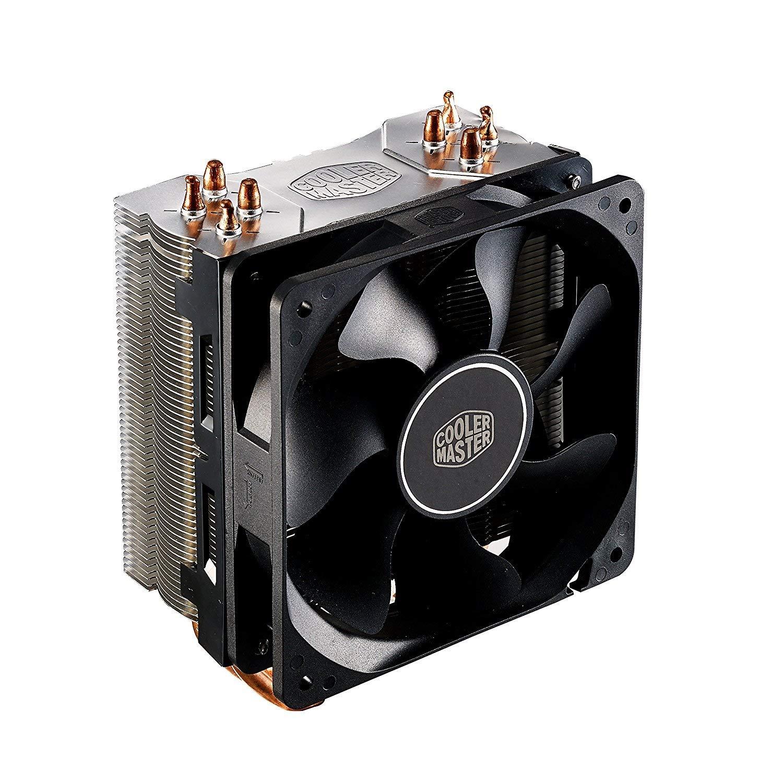 Cooler Master Hyper 212X CPU Cooler con dual 120mm PWM Fa...