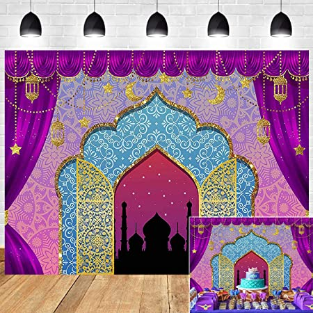 Aladdin Hintergrund Fotografie Vinyl 20 3 X 1 8 M Kamera