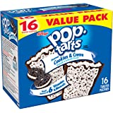 Pop-Tarts Frosted Cookies and Creme, 16 Count
