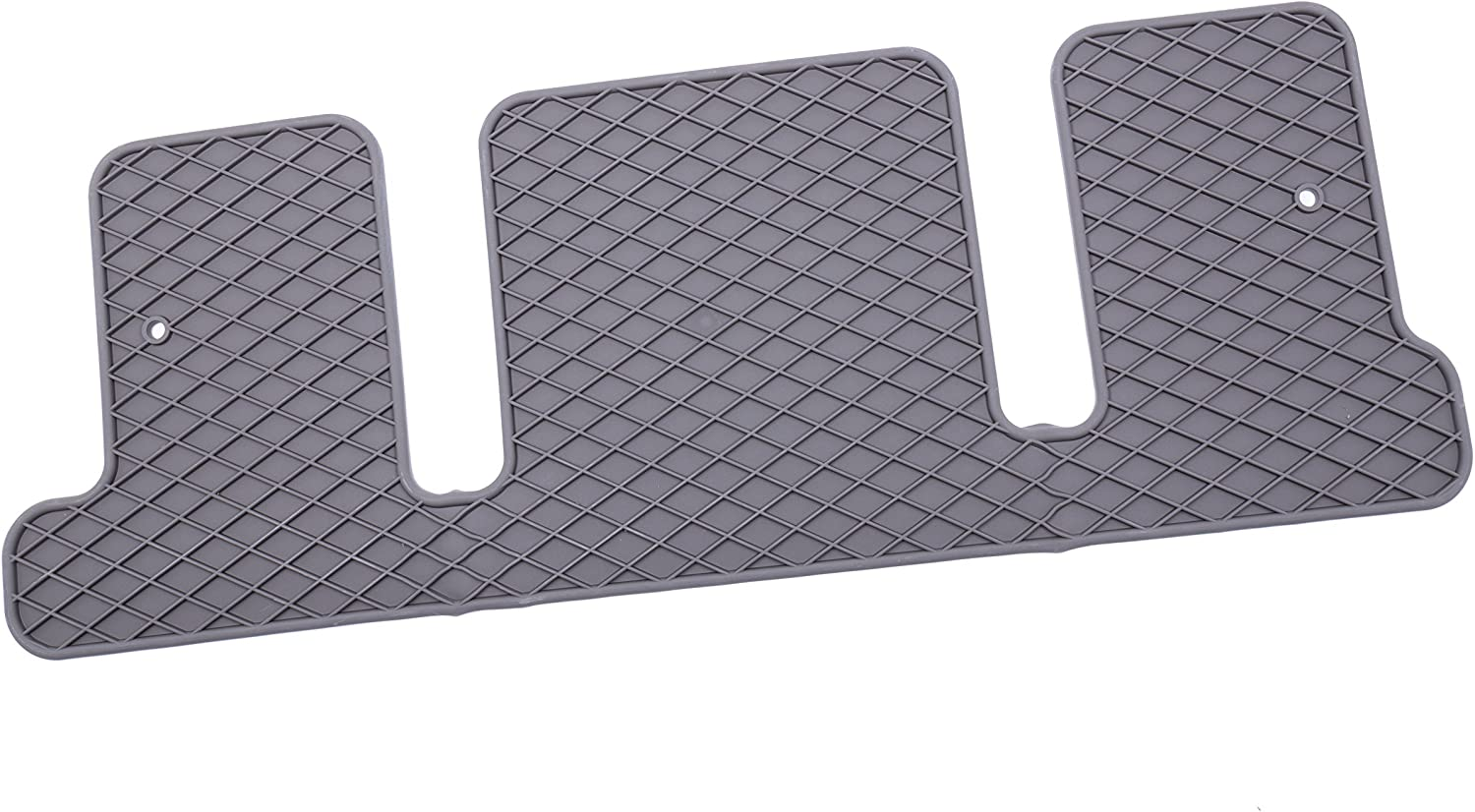 B00OHWFSM2 GM Accessories 22890531 Third-Row One-Piece All-Weather Floor Mat in Titanium 810uAqszYhL.SL1500_