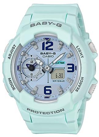63964bfd8840 Amazon.com: CASIO BABY-G BGA-230SC-3BJF Womens: Watches