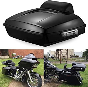 Tour Pack Lid Tether For Harley Touring Tour Pak Road Glide Street Glide 2014-18