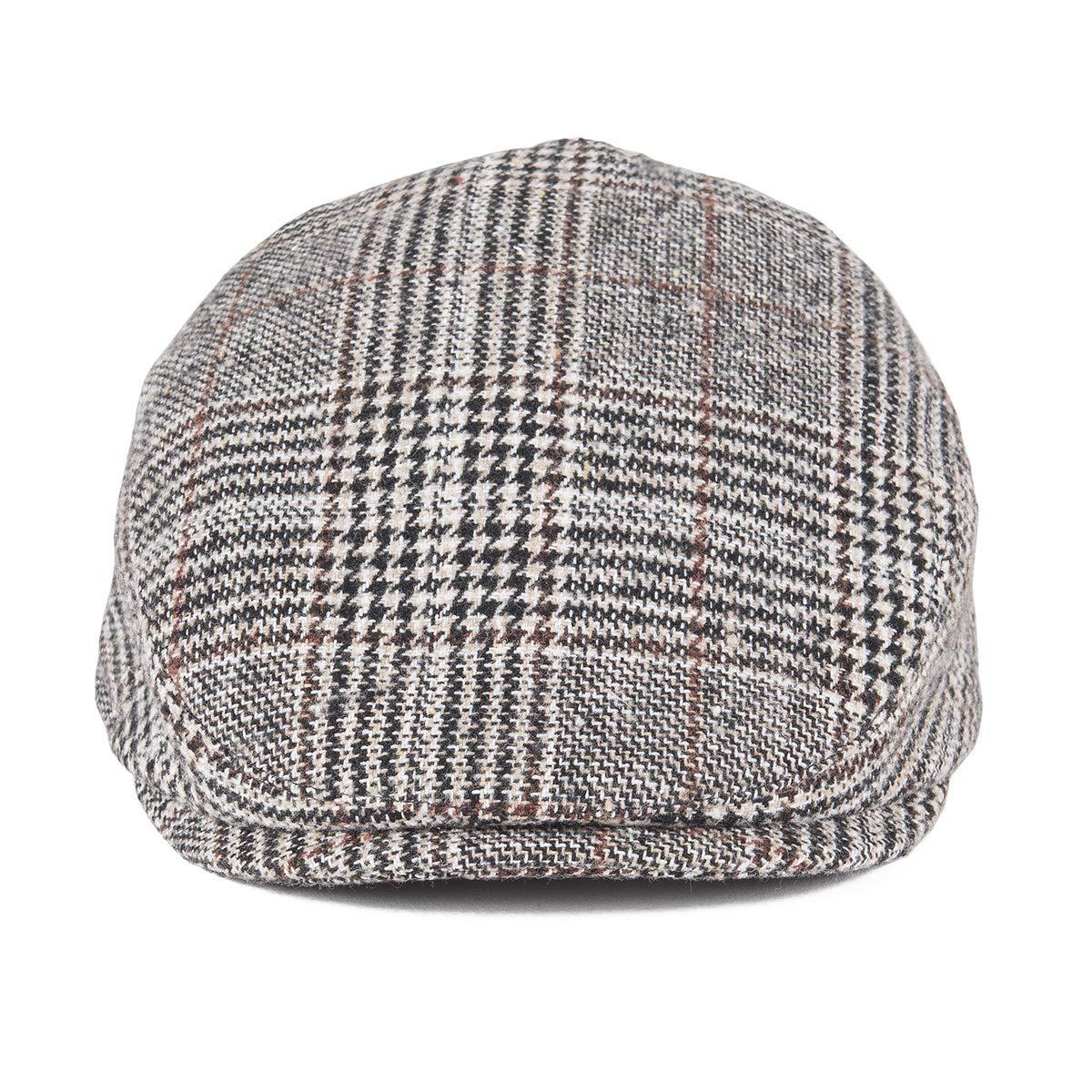 Amazon.com  JANGOUL Kids Wool Tweed Flat Cap Herringbone Boy Girl Newsboy Caps  Infant Toddler Child Youth Beret Hat Ivy Gatsby Cap  Clothing 7377b0432f55
