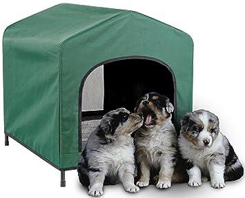 Miniatura Etna impermeable perro de mascota refugio portátil cámara: Amazon.es: Productos para mascotas