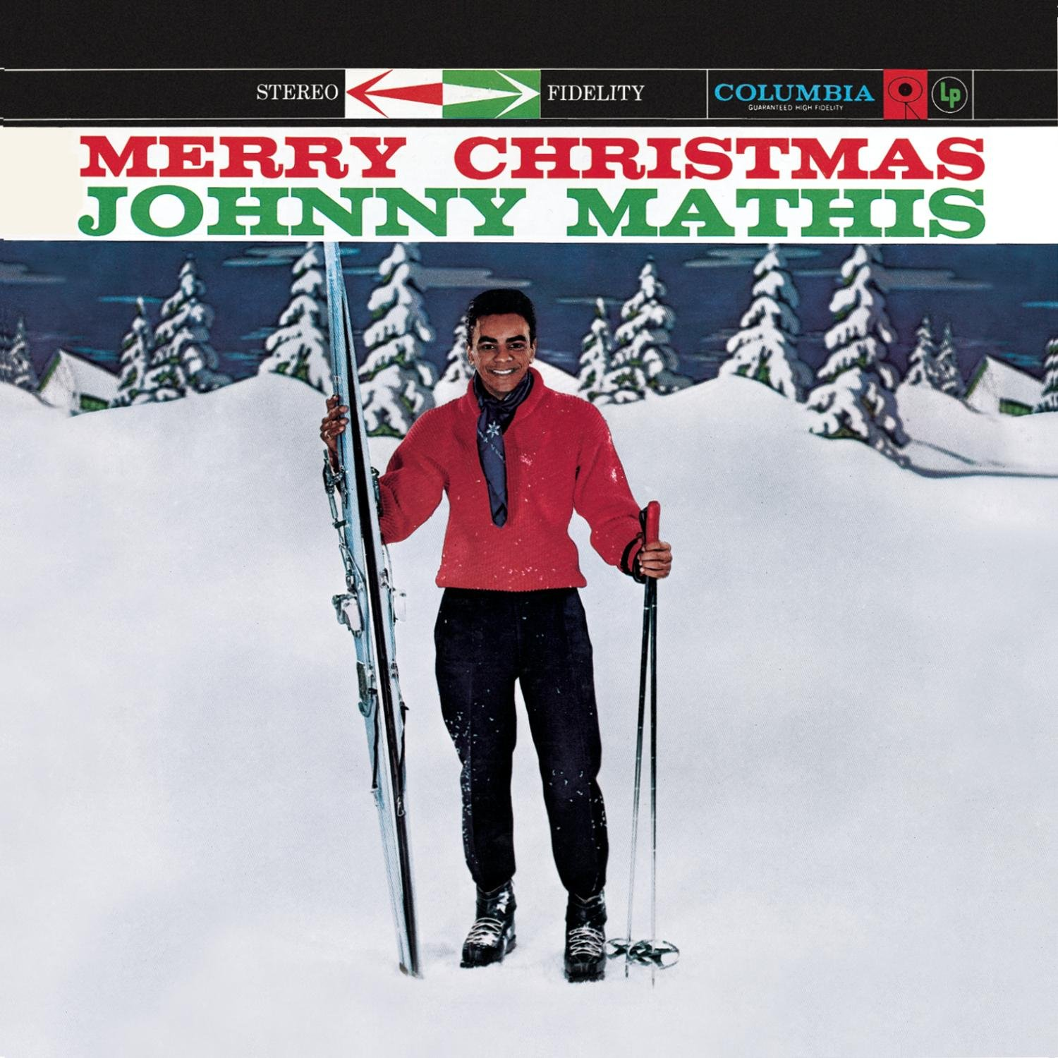 Johnny Mathis - Merry Christmas - Amazon.com Music