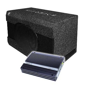 I de Sotec Auto/Coche Plug & Play Upgrade Sistema de Sonido (Subwoofer +