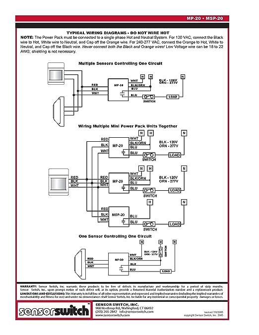 Sensor Switch MSP20 Mini Power Pack for Low Voltage Occupancy ... on battery diagrams, troubleshooting diagrams, friendship bracelet diagrams, hvac diagrams, sincgars radio configurations diagrams, lighting diagrams, transformer diagrams, motor diagrams, led circuit diagrams, engine diagrams, honda motorcycle repair diagrams, electronic circuit diagrams, switch diagrams, snatch block diagrams, series and parallel circuits diagrams, smart car diagrams, gmc fuse box diagrams, electrical diagrams, pinout diagrams, internet of things diagrams,