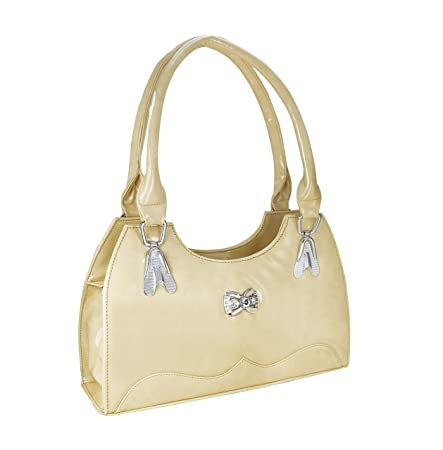 Apnav Beige Women's Handbag Women's Top Handle Bags