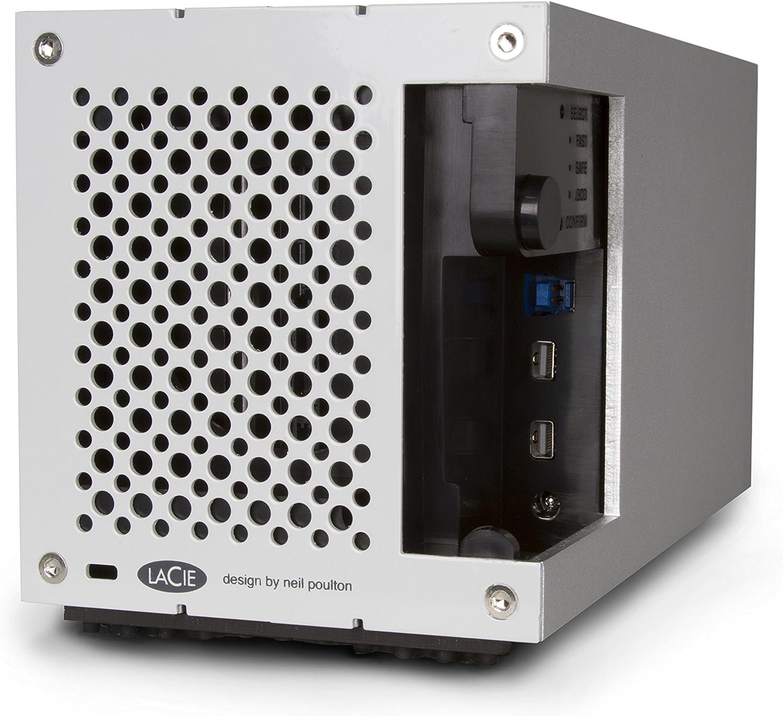 LaCie 2Big STEY8000200 - Unidad de Disco Duro múltiple ...