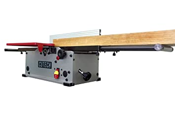 Cutech 40180h Ct 8 Bench Top Spiral Cutterhead Jointer