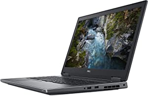 Dell Precision 7730 VR Ready 1920 X 1080 17.3in LCD Mobile Workstation with Intel Core i7-8850H Hexa-core 2.6 GHz, 16GB RAM, 512GB SSD (Renewed)