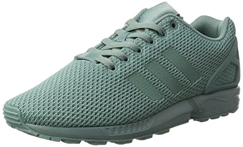 d7bff7331a6ca adidas Men s Zx Flux Low-Top Sneakers  Amazon.co.uk  Shoes   Bags