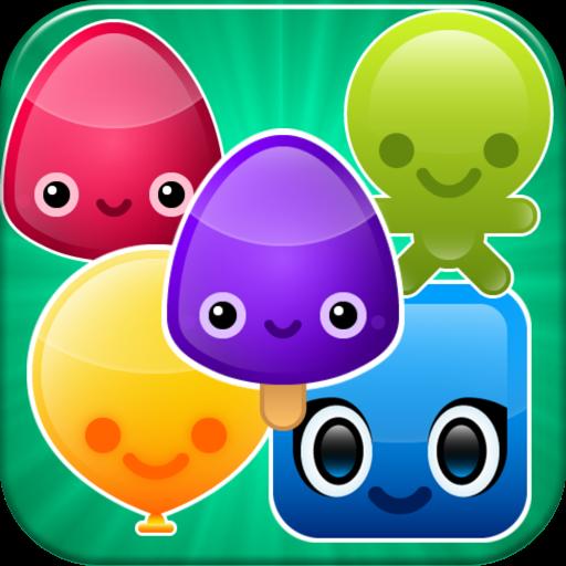 Brilliant Blossoms (Gummy Match - Fun and addictive match 3 puzzle game!)