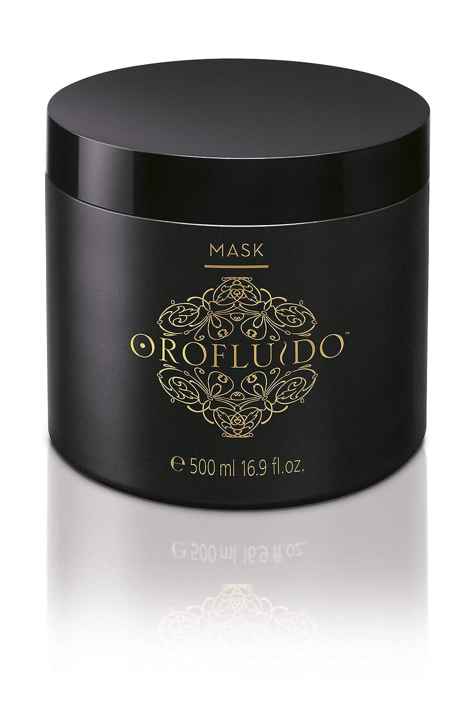 Orofluido Original Mascarilla para Cabello de Accion Reparadora 500 ml
