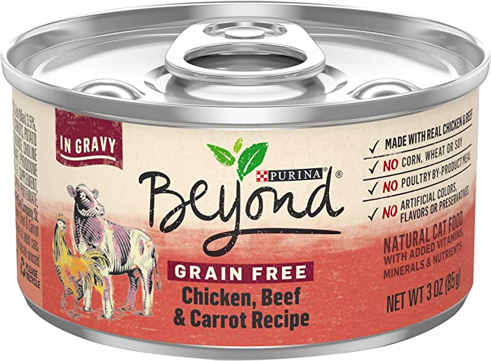 Top 9 Grain Free Cat Wet Food
