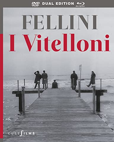 I Vitelloni - (Limited Edition Dual Format) [Blu-ray]