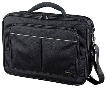 7440eb7d6a577 Lightpak Laptoptasche Lima Executive Line 17 Zoll 44x32x10cm Polyester  schwarz