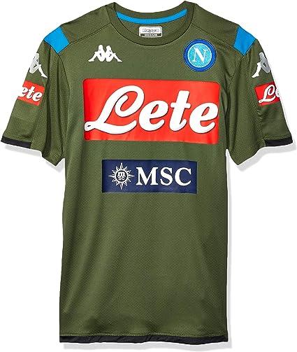 SSC NAPOLI Maglia Allenamento Senza Maniche 2019/2020 Camiseta de ...